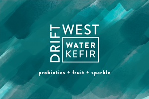 Drift West Water Kefir